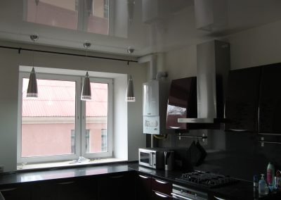 Virtuvė / blizgios lubos PONGS