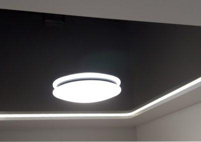 2-lygių su LED