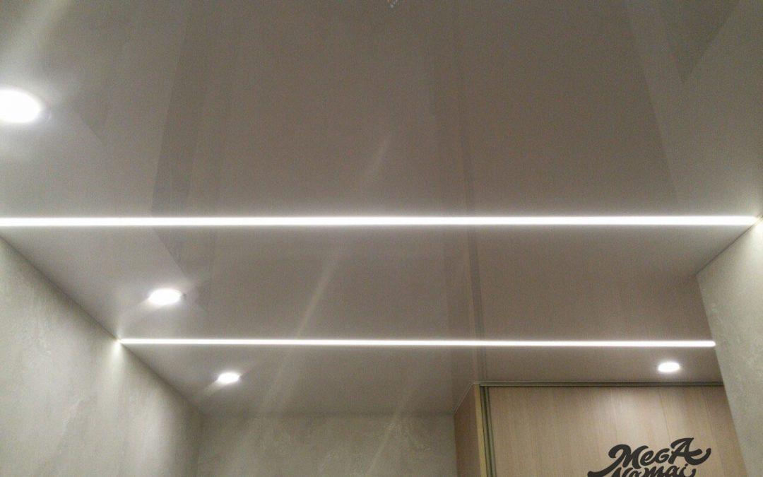 Blizgios, LED linijos